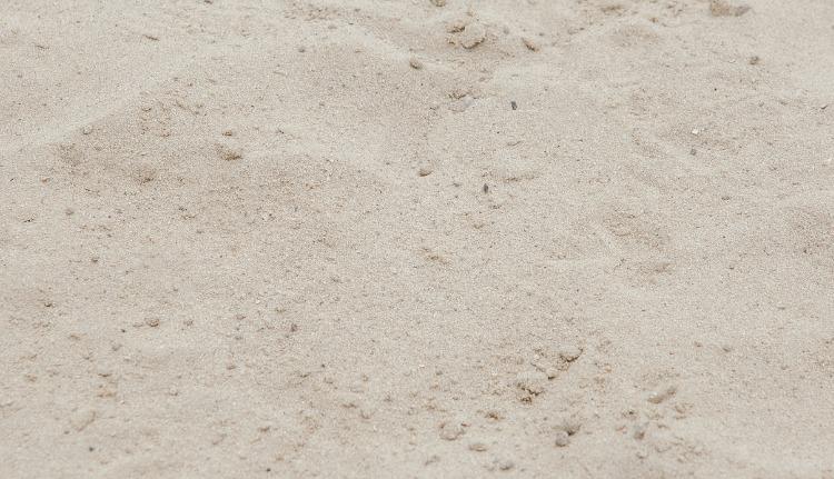 Beach Sand in Miami